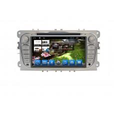 Головное устройство Ford Mondeo/Focus 2/S-max/Galaxy... на Android 4.2 CARMEDIA KR-7012