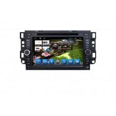 Головное устройство Chevrolet Epica/Aveo/Captiva/Spark на Android 6.0.1 CARMEDIA QR-7017