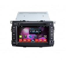 Штатное головное устройство KIA Sorento XM 2009–2012 (дорестайл) на Android 7.1 CARMEDIA KR-7032-T8