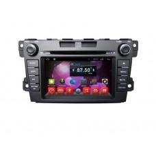 Штатное головное устройство MAZDA CX-7 2006-2012 (ER,ER2) дорестайл и рестайл на Android 7.1 CARMEDIA KR-7035-T8