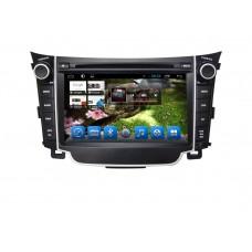 Головное устройство Hyundai i30 II 2012+ на Android 6.0.1 CARMEDIA QR-7036