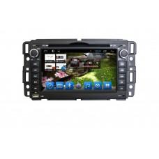 Головное устройство Hummer H2 2008-2009 на Android 6.0.1 CARMEDIA QR-7041