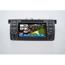 Головное устройство BMW 3 E46 на Android 6.0.1 CARMEDIA QR-7072