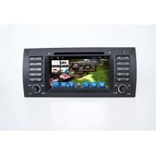 Головное устройство BMW 5 E39 на Android 6.0.1 CARMEDIA QR-7074