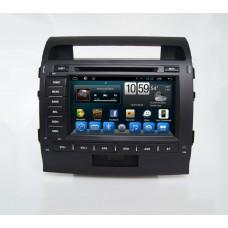 Головное устройство Toyota Land Cruiser 200 на Android 4.2 CARMEDIA KR-8001