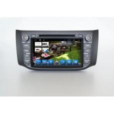"Головное устройство Nissan Sentra 2014-2015 8"" на Android 4.2 CARMEDIA KR-8027"
