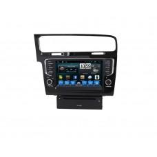 Головное устройство Volkswagen Golf 7 8 на Android 4.2 CARMEDIA KR-8043