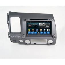 Головное устройство Honda Civic 4d old (VIII) на Android 4.2 CARMEDIA KR-8046