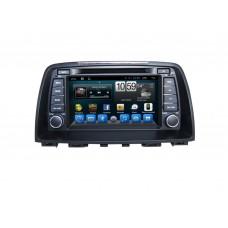 Головное устройство Mazda 6 2013+ на Android 4.4 CARMEDIA KR-8074