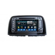Головное устройство Mazda CX-5 на Android 6.0.1 CARMEDIA QR-8084