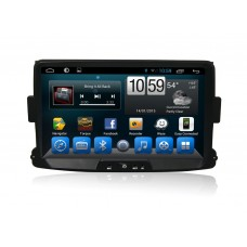Головное устройство на Android 6.0.1 CARMEDIA QR-8113 для RENAULT Duster 2010-2016+, Sandero/Logan 2014+, Kaptur 2016+, Lada Xray 2016+, Nissan Terrano 2017+
