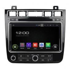 Головное устройство Volkswagen TOUAREG 2011-2014 на Android 4.4 CARMEDIA QR-8114