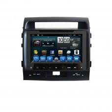 Головное устройство Toyota Land Cruiser 200 на Android 6.0.1 CARMEDIA QR-9006