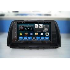 Штатное головное устройство Mazda 6 2012-2014 на Android 7.1 CARMEDIA KR-9016-T8