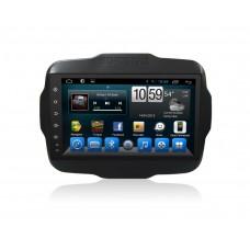 Головное устройство Jeep Renegade на Android 6.0.1 CARMEDIA QR-9025