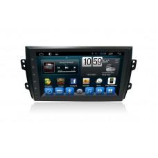 Головное устройство Suzuki SX4 2006+ classic на Android 7.1 CARMEDIA KR-9026-T8