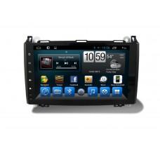 Головное устройство Mercedes-Benz: A класс, B класс, Viano, Vito, Sprinter; Volkswagen: Crafter и LT на Android 7.1 CARMEDIA KR-9030-T8