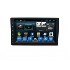 Головное устройство для Toyota Hilux 2016+, Fortuner 2017+ на Android 6.0.1 CARMEDIA QR-9032-T3