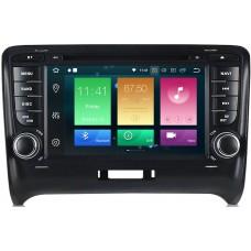 Штатное головное устройство Audi TT, TTS 2006-2014 (8J) на Android 9.0 Carmedia MKD-A786-P6-8