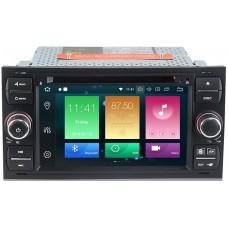 Штатное головное устройство Ford Focus 2 2005-2007, Transit 2006-2015, C-Max 2003-2010, Fusion 2005-2012 на Android 9.0 Carmedia MKD-F745B-P6-8