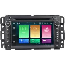 Штатное головное устройство Chevrolet Tahoe, Hummer H2 на Android 9.0 Carmedia MKD-G727-P6-8