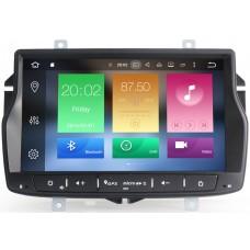 Штатное головное устройство Lada Vesta на Android 9.0 Carmedia MKD-L860-P6-8