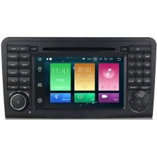 Штатное головное устройство Mercedes-Benz ML класс 2005-2011, GL класс 2006-2012 на Android 9.0 Carmedia MKD-M792-P6-8