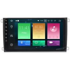 Штатное головное устройство Porshe Cayenne 2002-2010 на Android 9.0 Carmedia MKD-M995-P6-8