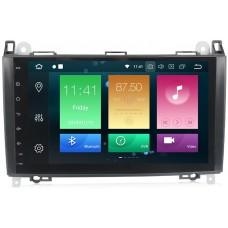 Штатное головное устройство Mercedes-Benz A класс 2004-2012, B класс 2005-2011, Viano 2007-2015, Vito 2007-2014, Sprinter 2006-2015 на Android 9.0 Carmedia MKD-M997-P6-8