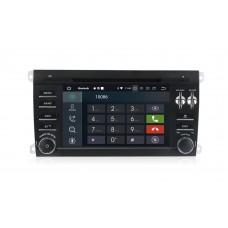 Штатное головное устройство Porshe Cayenne 2002-2010 на Android 9.0 Carmedia MKD-P797-P6-8