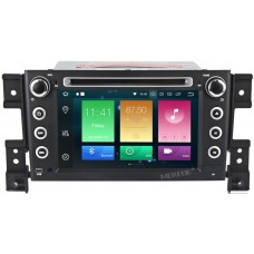 Головное устройство Suzuki Grand Vitara 2005-2016 на Android 9.0 Carmedia MKD-S768-P6-8