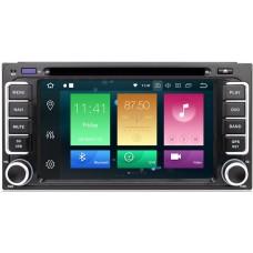 Головное устройство Toyota универсальное на Android 9.0 Carmedia MKD-T610-P6-8