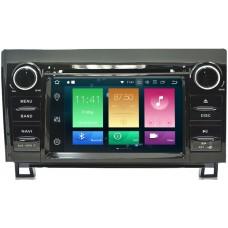 Штатное головное устройство Toyota Tundra 2007-2013 на Android 9.0 Carmedia MKD-T790-P6-8