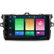 Головное устройство Toyota Corolla 2006-2013 на Android 9.0 Carmedia MKD-T945-P6-8