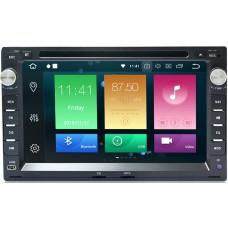 Штатное головное устройство Volkswagen, Skoda на Android 9.0 Carmedia MKD-V732b-P6-8