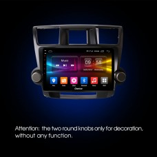 Штатная магнитола Ownice C500+ S1616P для Toyota Highlander, 2009 (Android 6.0)