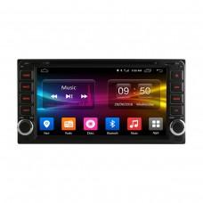 Штатное головное устройство Android 6.0 Carmedia OL-7699 для Toyota универсальная 200x100mm