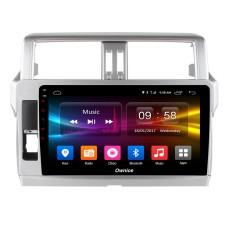 Штатная магнитола Android 6.0 Carmedia OL-1614 для Toyota Prado 150 2013+