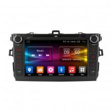 Штатная магнитола Android 6.0 Carmedia OL-8694 для Toyota Corolla 2006-2013
