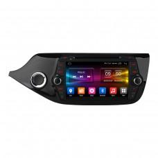 Штатное головное устройство Android 6.0 Carmedia OL-8733 для KIA Cee'd II 2012+ (рамка глянец)
