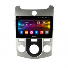 Штатная магнитола Android 6.0 Carmedia OL-9736-M для KIA Cerato II 2008-2013 (TD) с кондиционером