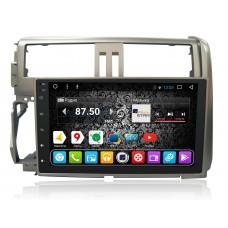 Автомагнитола DAYSTAR Toyota Prado 150 2009-2013 DS-7041HB Android 8.1.0, 8 ядер, 2GB Оперативной памяти, 32GB Встроенной памяти
