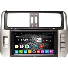 Автомагнитола DAYSTAR Toyota Prado 150 2009-2013 DS-7041HD Android 8.1.0, 8 ядер, 2GB Оперативной памяти, 32GB Встроенной памяти