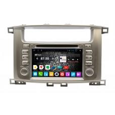 Автомагнитола DAYSTAR Toyota Land Cruiser 100 2002-2007 DS-7083HD Android 8.1.0, 8 ядер, 2GB Оперативной памяти, 32GB Встроенной памяти
