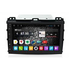 Автомагнитола DAYSTAR Toyota Prado 120 2002-2009 DS-8001HB Android 8.1.0, 8 ядер, 2GB Оперативной памяти, 32GB Встроенной памяти
