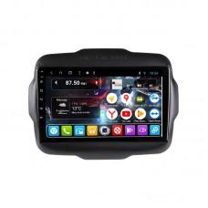 Автомагнитола DAYSTAR для Jeep Renegade DS-8011HB 2016-2019 Android 8.1.0, 8 ядер, 2GB Оперативной памяти, 32GB Встроенной памяти