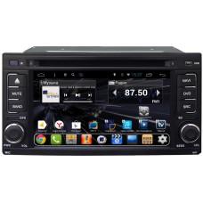 Автомагнитола DAYSTAR DS-7084HD для SUBARU Forester Impreza, XV  2013+ GPS /Глонасс