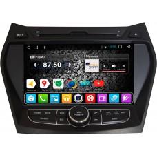 Автомагнитола DAYSTAR Hyundai Santa Fe 2012+ DS-7004HD ANDROID 7.1.2, 8 ядер, 2GB Оперативной памяти, 32GB Встроенной памяти