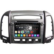 Автомагнитола DAYSTAR Hyundai Santa Fe 2010-2012 DS-7113HD ANDROID 7.1.2, 8 ядер, 2GB Оперативной памяти, 32GB Встроенной памяти