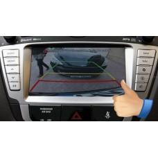 Замена камеры Hyundai Elantra